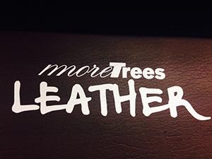 more trees LEATHERについて