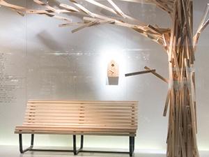 ISETAN ✕ more trees 鳩時計コレクション